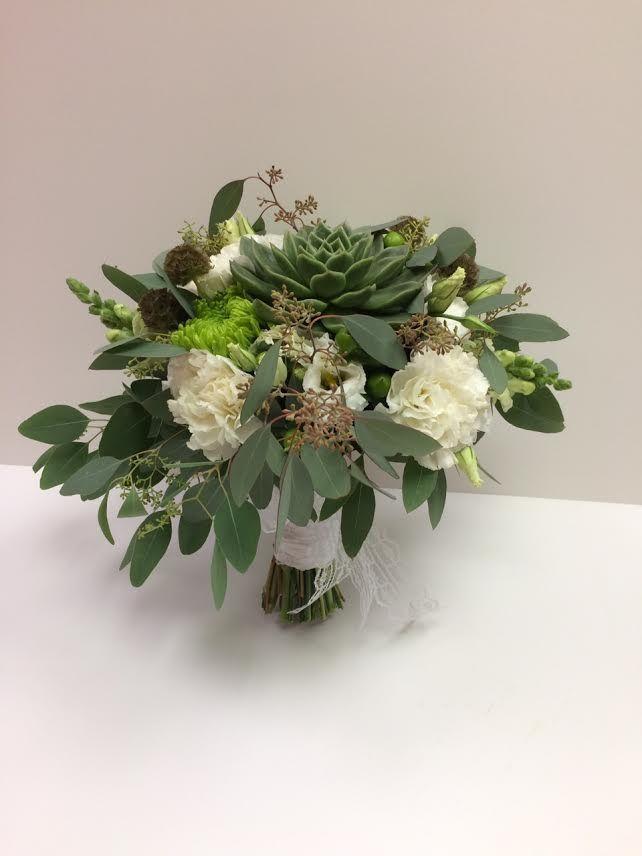 Свадебный букет невесты №20