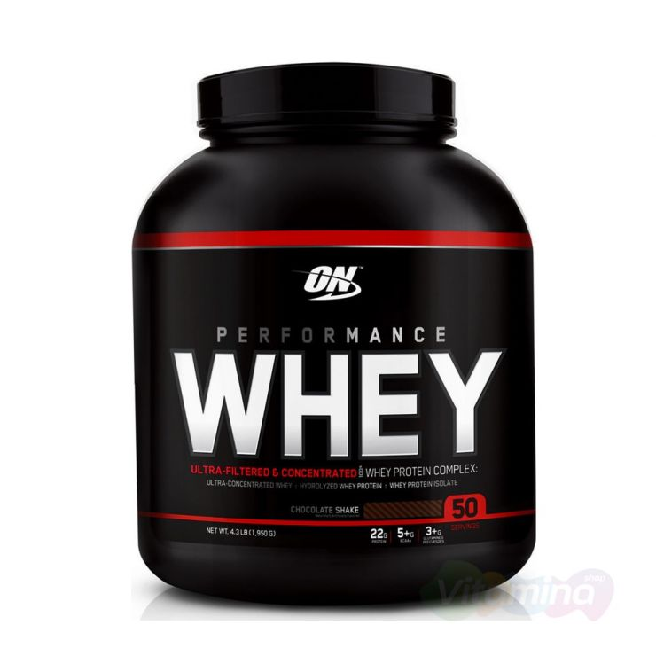 ON Performance Whey 50 порций