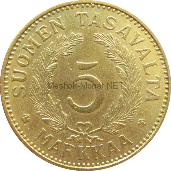 Финляндия 5 марок 1931 г.