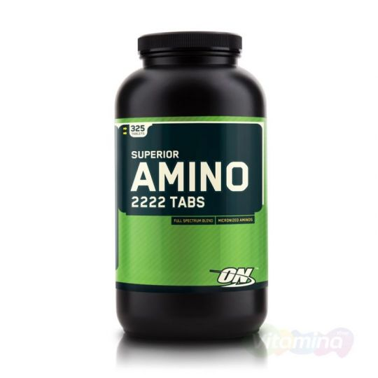 ON Super Amino 2222, таблетки