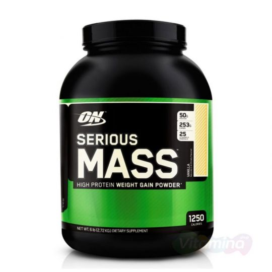 ON Serious Mass 2.72 кг (6 lb)