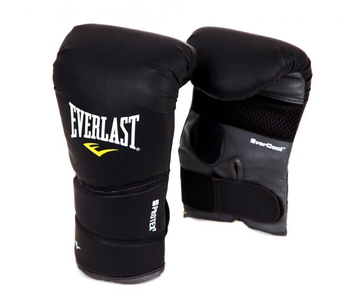 Перчатки боксерские Everlast снарядные Protex2 SM, артикул 4311SMU