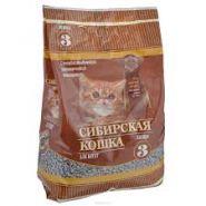 """Сибирская кошка """"Для котят"""" Впитывающий наполнитель (3 л)"""