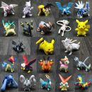 Набор из 72 фигурок Покемонов