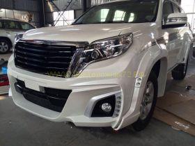Аэродинамический обвес WALD для Toyota Land Cruiser Prado 150 2013 -