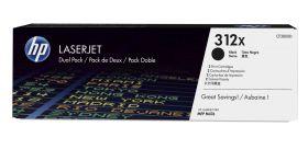 CF380X  Kартридж оригинальный Hewlett-Packard HP 312X Black LaserJet (CF380X)