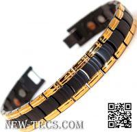 Титановый магнитный браслет 8090-IR-titanium