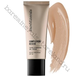 Complexion Rescue Tinted Hydrating Gel Cream - Wheat 4.5