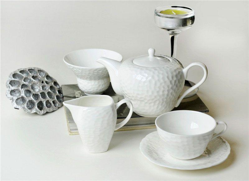 """Чайный сервиз на 6 персон """"Гармония"""", 15 пр."""