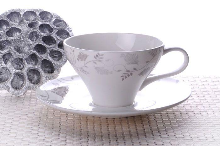 "Чайный набор на 6 персон ""Гранж"", 12 пр."
