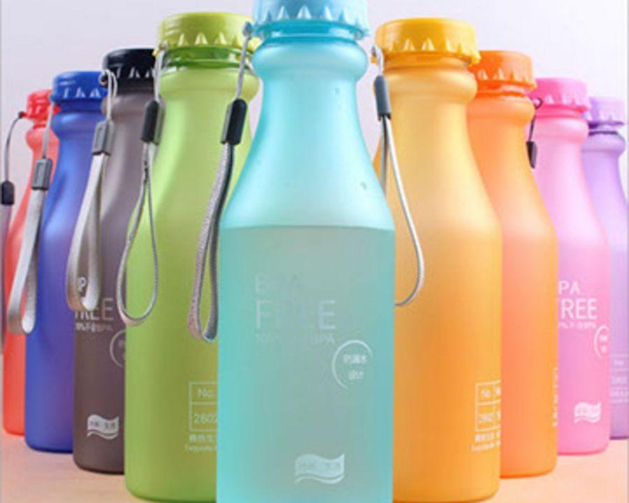 Бутылка для воды Bra Free
