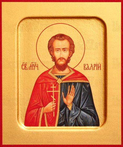 Валерий Мелитинский (рукописная икона)