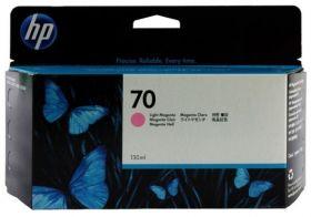 C9455A  Картридж  оригинальный HP 70 Light Magenta 130 ml Ink Cartridge