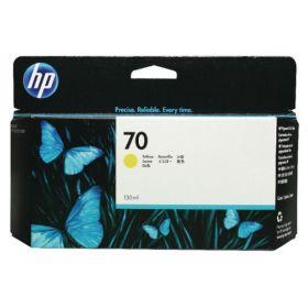 C9454A  Картридж  оригинальный HP 70 Yellow 130 ml Ink Cartridge
