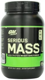 Optimum Nutrition Serious Mass (1360 гр.)