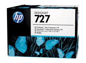 C1Q12A  Картридж  оригинальный  HP 727 с матовыми черными чернилами 300 мл