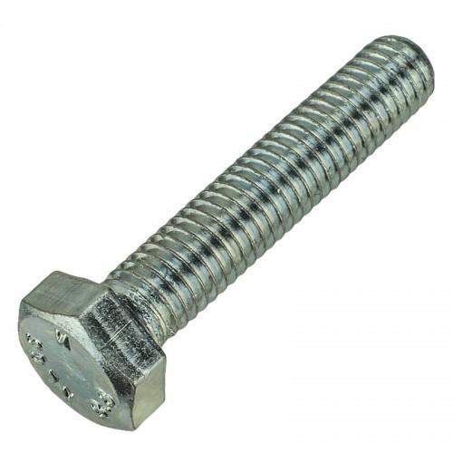 Болт DIN 933, оцинкованный, М8*60