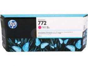 CN629A  Картридж  оригинальный   HP 772 Пурпурный 300 мл