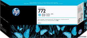 CN632A  Картридж  оригинальный  HP 772 Светло-голубой 300 мл