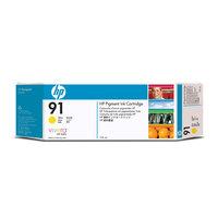 C9469A  Картридж   оригинальный  HP 91 Pigment 775 ml Yellow Ink Crtg