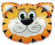 """Большая голова тигра, 29""""/ 74 см"""