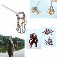 Комплект карбоновых рыболовных крючков