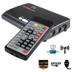 Цифровая тв приставка DVB-T-T2 с пультом управления