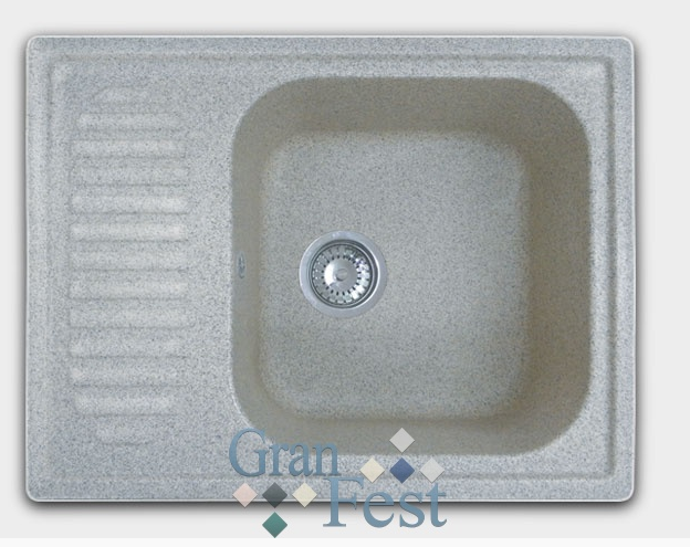 Мойка кухонная Granfest Standart GF-S645L