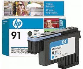 C9463A  Печатающая головка  оригинальная  HP № 91 Photo Black & Light Gray