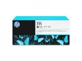 B6Y38A  Тройная упаковка картриджей  оригинальных  со светло-серыми чернилами Designjet HP № 771  775 мл