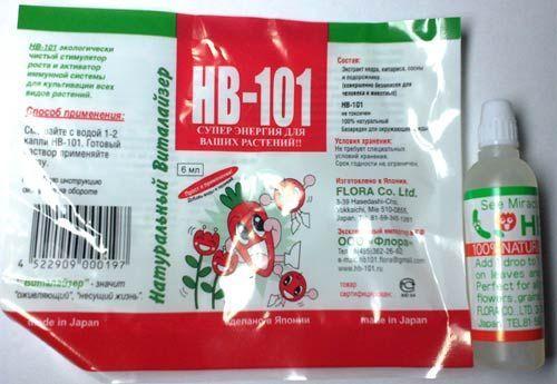 Стимулятор роста растений HB-101 6 мл