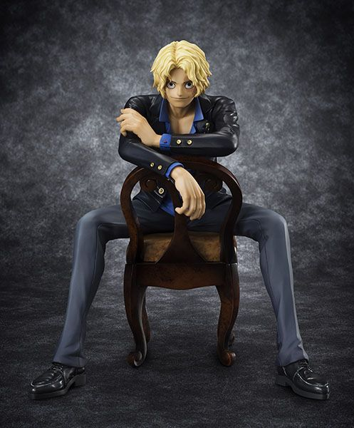 Фигурка One Piece: Portrait of Pirates SOC Sabo 1/8