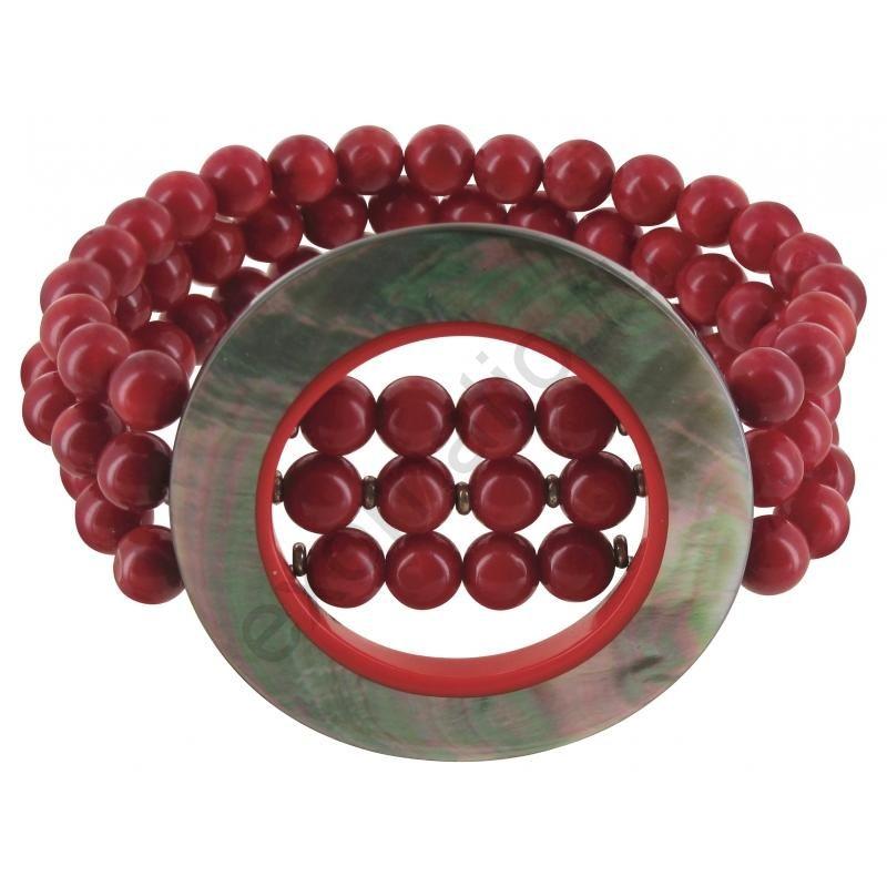 Браслет NATURE BIJOUX13-22504. Коллекция RED LIPS