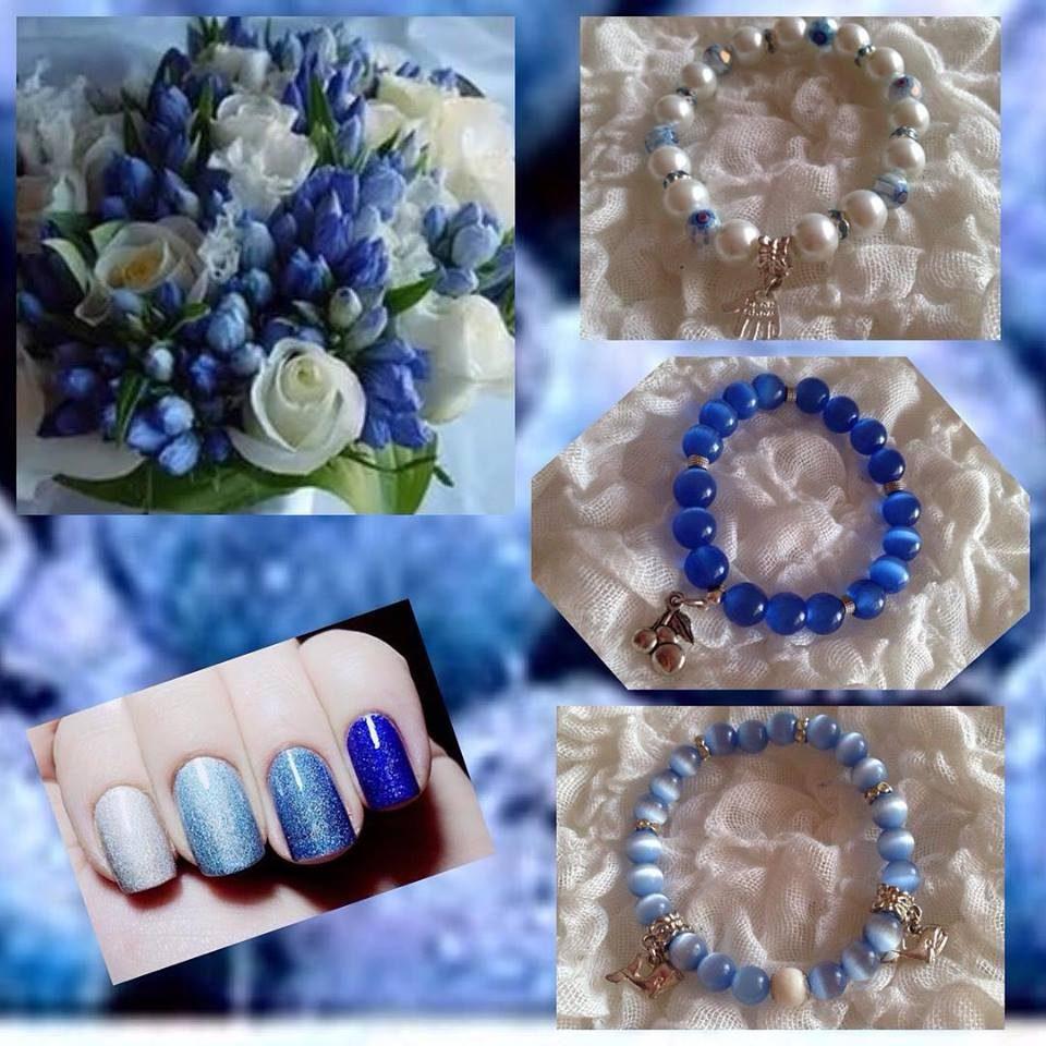 B001 КОШАЧИЙ ГЛАЗ браслеты из натурального камня