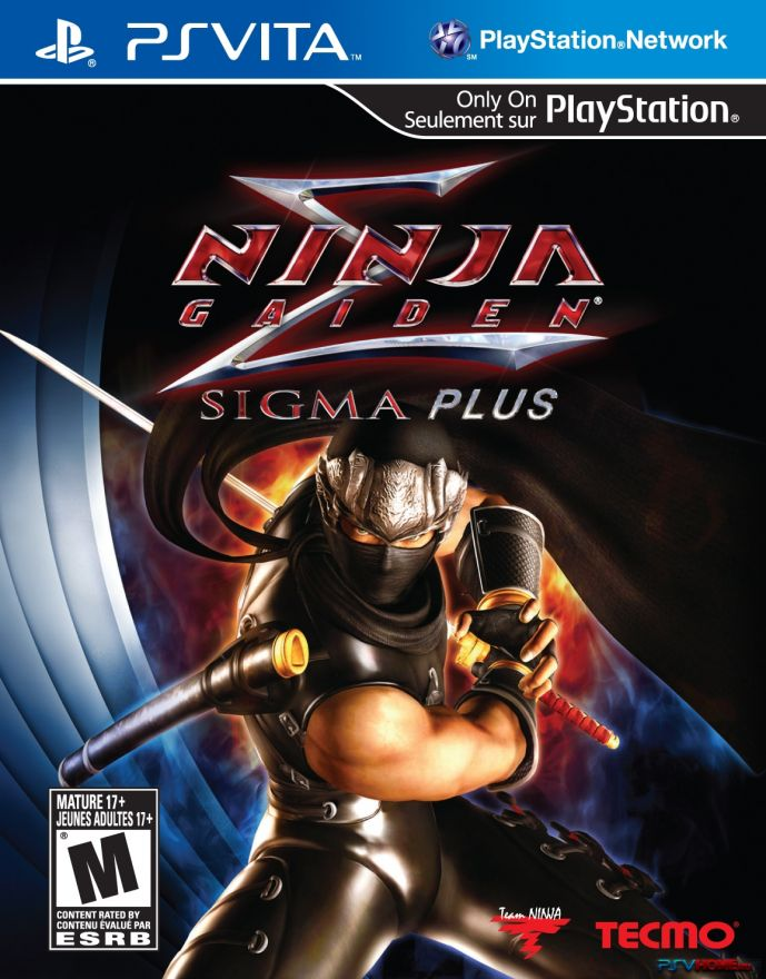 Игра Ninja Gaiden Sigma Plus (PS VITA)