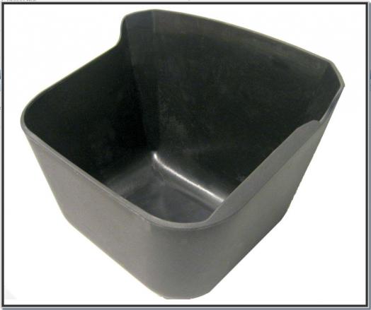 Кормушка угловая, мягкий PVL пластик. 15 литров. Wahlsten