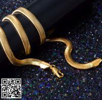 Цепочка Золотая Змея