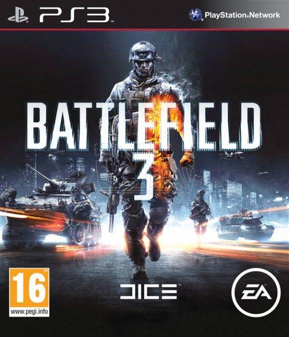 Игра Battlefield 3 (PS3)