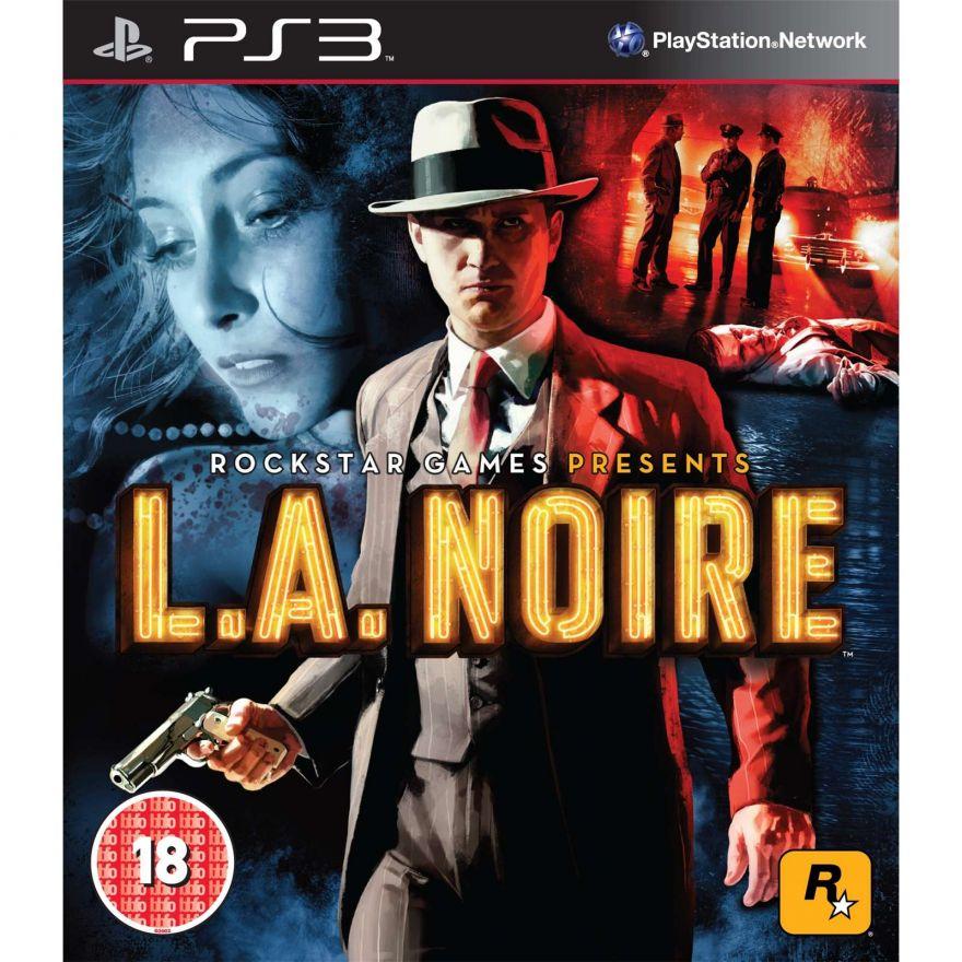 Игра L.A.Noire (PS3)
