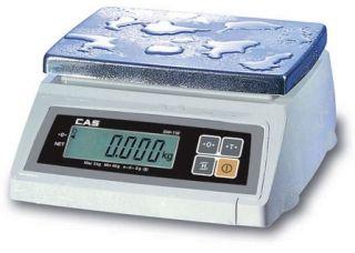 Порционные фасовочные весы CAS SW-W