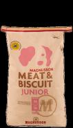 Magnusson Meat&Biscuit Junior Для щенков, беременных и кормящих сук (10 кг)