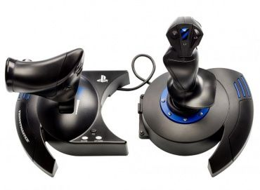 Thrustmaster T-Flight Hotas 4 (PS4) Штурвал