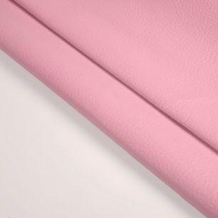 Кожзам для кукольных ботиночек - нежно-розовый, 25*20см