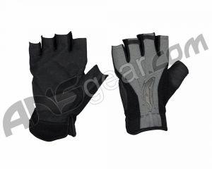 Перчатки JT Half Finger - Black/Grey