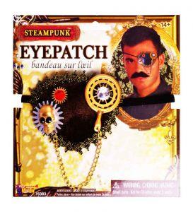 Повязка стимпанка на глаз