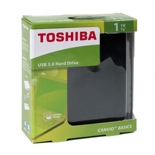 Внешний жесткий диск 1 тб TOSHIBA