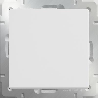 Выключатель WERKEL 1кл.белый WL01-SW-1G