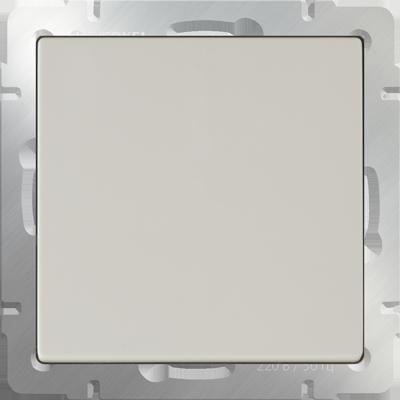 Выключатель WERKEL 1кл. сл.к.WL03-SW-1G