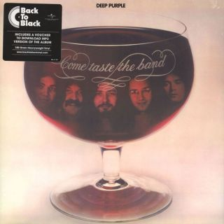 Deep Purple 1975-Come Taste The Band (2015)