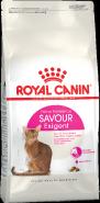 Royal Canin Savour Exigent Корм для кошек, привередливых к вкусу продукта (400 г)